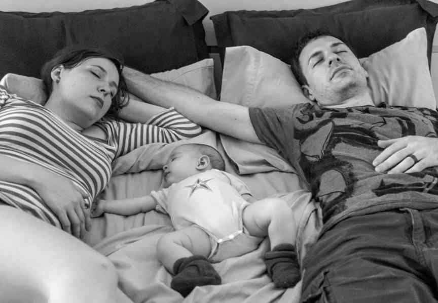 Why is Co Sleeping Important for Parents