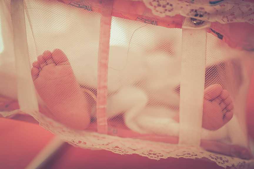 child not Co Sleeping